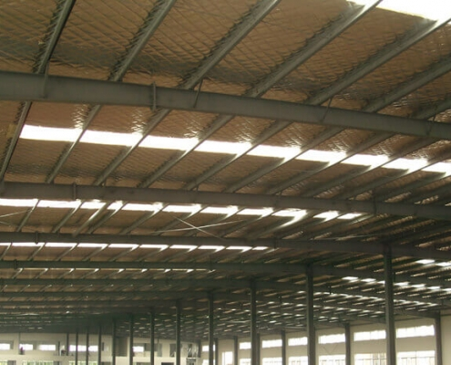 metal warehouse building cost